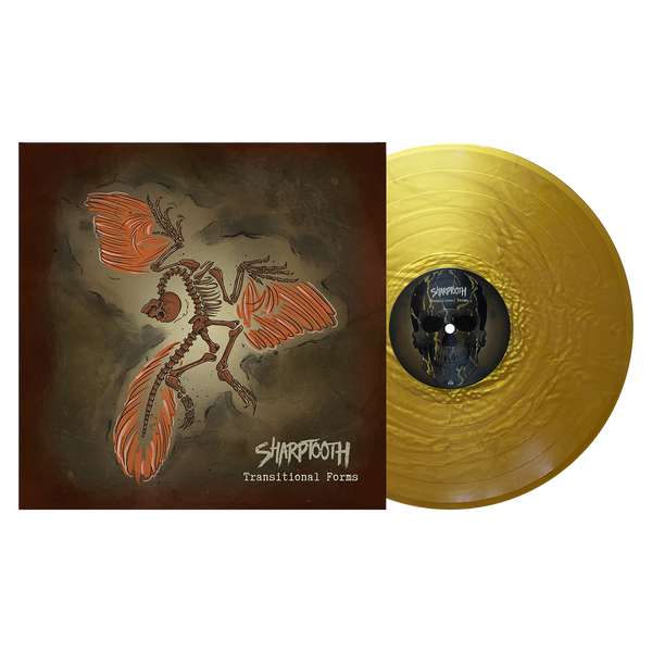 "Transitional Forms 12"" Vinyl (Gold Nugget)"