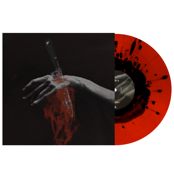 "Nothing Left To Love 12 "" Vinyl (Blood Red w/ Black Splatter)"