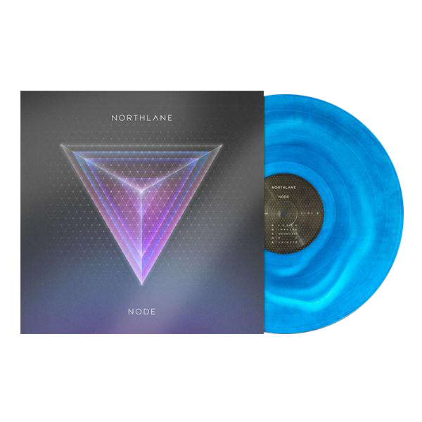 "Node (12"" 2-Tone Blue Marble Vinyl LP)"