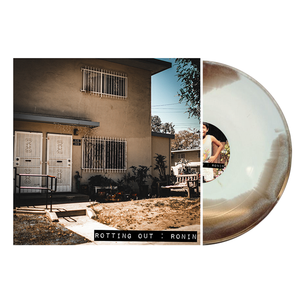 "Ronin 12"" Vinyl (Bone, Brown and White Aside / Bside) // PREORDER"