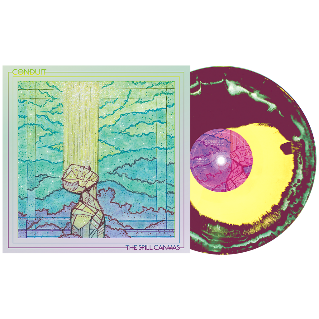 "Conduit 12"" Vinyl (Doublemint, Grimace Purple & Easter Yellow Aside/Bside) // PREORDER"