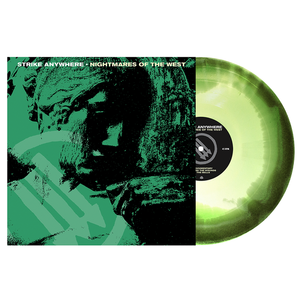 Nightmares of the West LP (Doublemint, Swamp Green, White Aside/Bside)