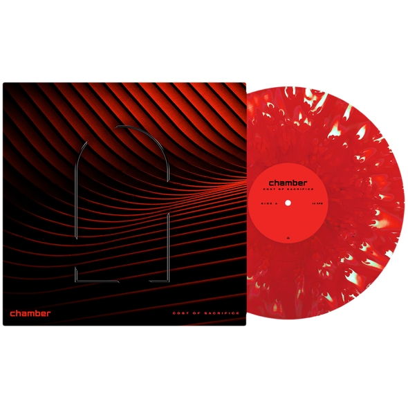 "Cost of Sacrifice 12"" Vinyl (Blood Red Cloudy) // PREORDER"