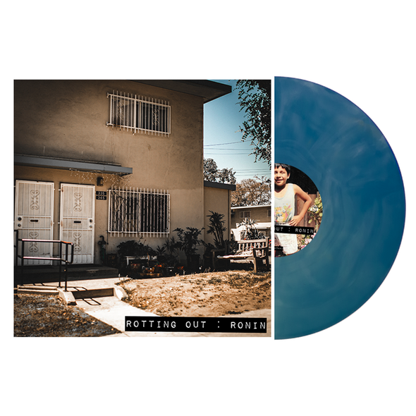 "Ronin 12"" Vinyl (Sea Blue & Bone Galaxy) // PREORDER"