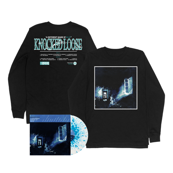 A Different Shade of Blue Long Sleeve Bundle // PREORDER