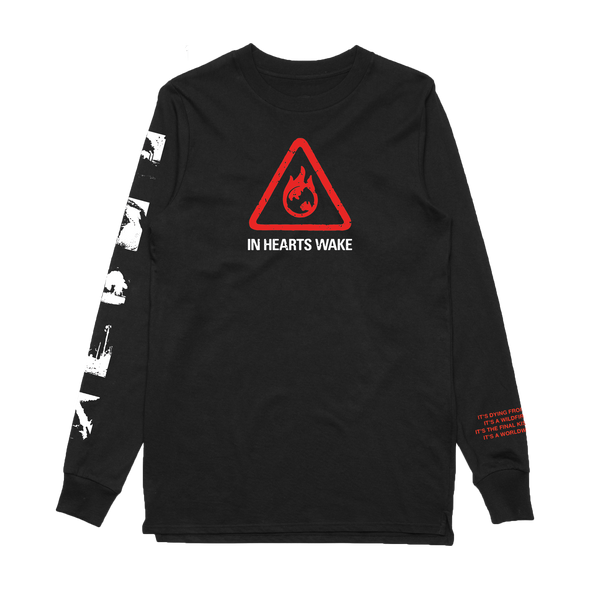 Wildfire Lullaby Longsleeve (Black)