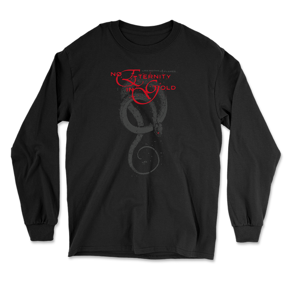 No Eternity In Gold Longsleeve (Black)