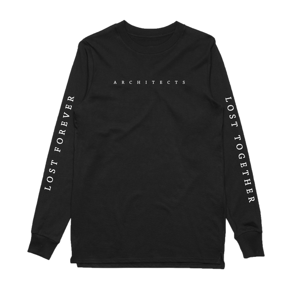 Lost Forever // Lost Together Long Sleeve (Black)