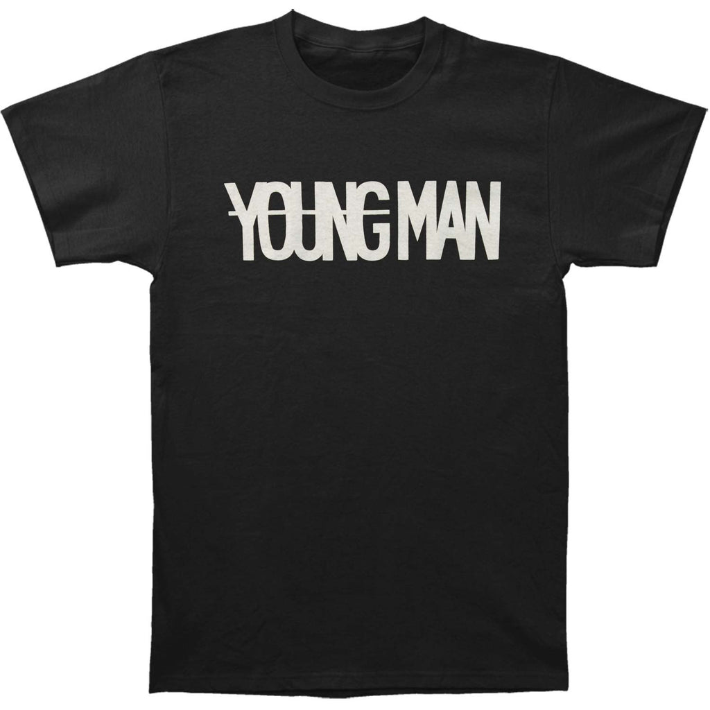 Young Man Tee (Black)