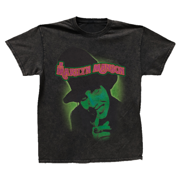Smells Like Children Tee (Black Vintage Wash)