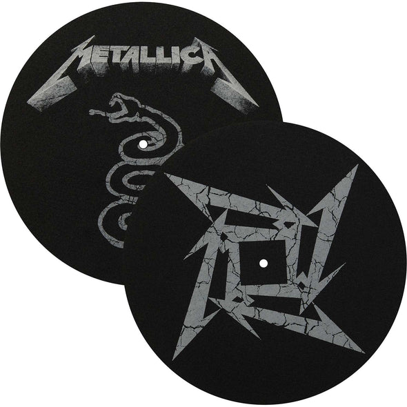 The Black Album Slipmat (2 Pack)