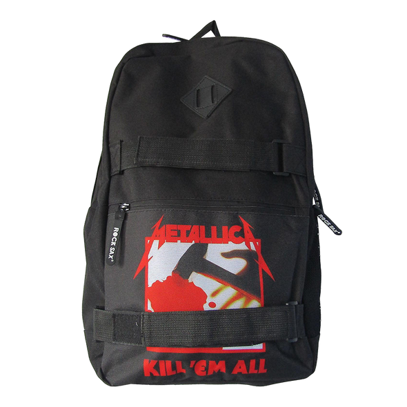 Metallica - Kill Em All Skate Backpack