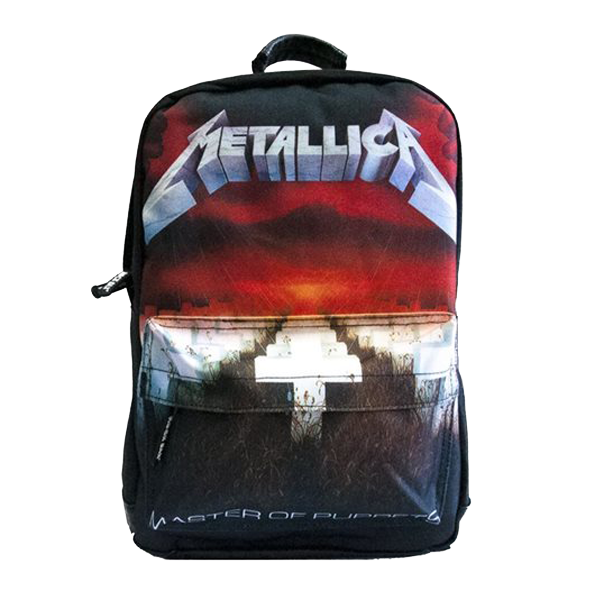 Metallica - Master Of Puppets Classic Backpack