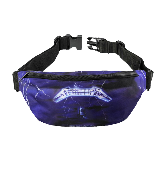 Metallica - Ride The Lightning Bum Bag