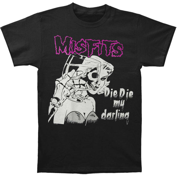 Die Die My Darling Tee (Black)