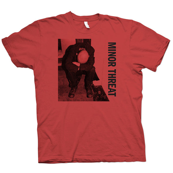 Minor Threat Tee (Red)