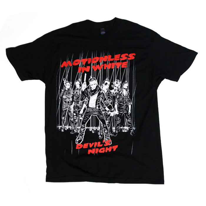 Devil's Night Tee (Black)