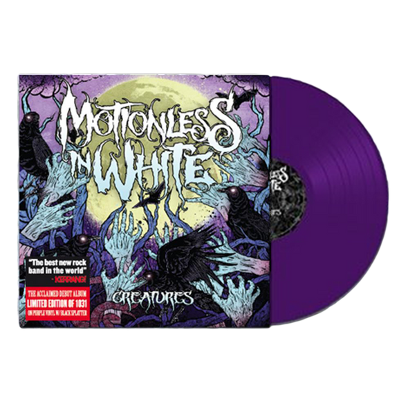 "Creatures 12"" Vinyl (Grimace Purple)"