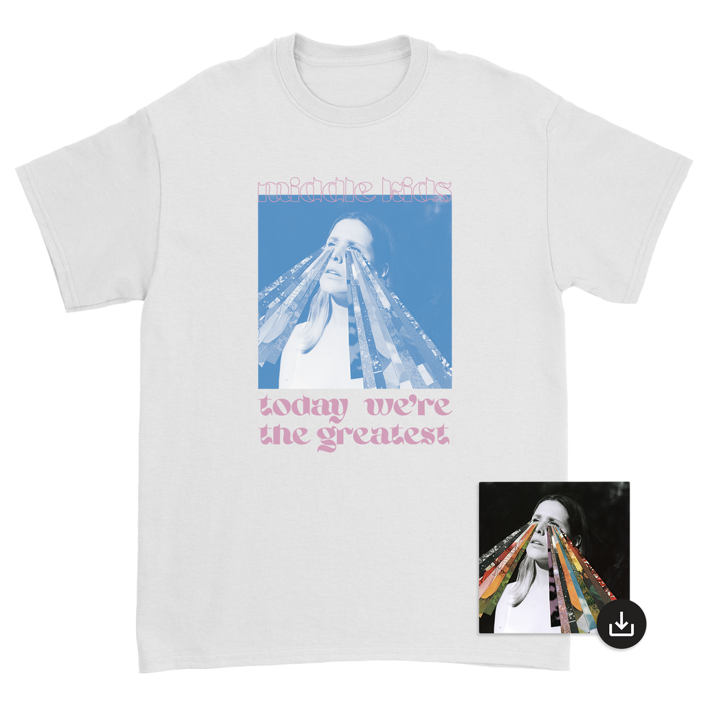 Today We're The Greatest Tee + Digital Download // PRE-ORDER