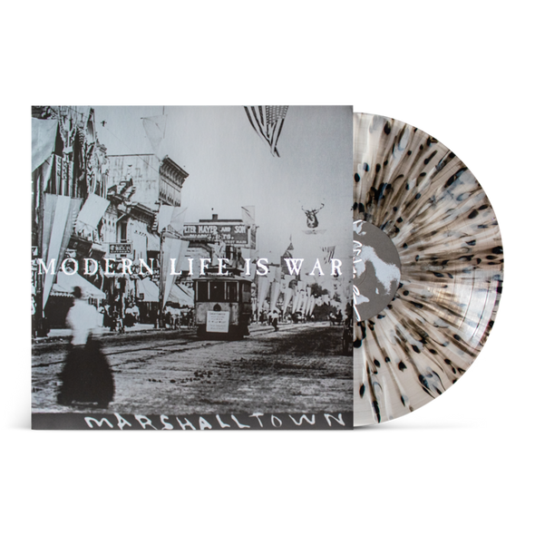 "Witness Reissue 12"" Vinyl (Clear w/ Silver & Black Splatter)"