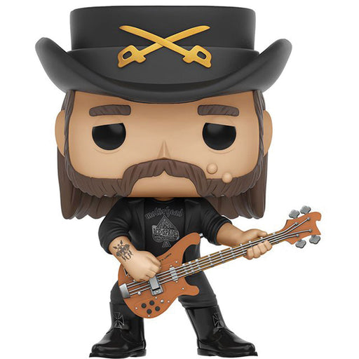 Lemmy Pop! Vinyl Figure