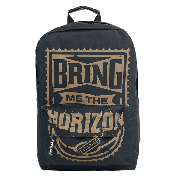 Bring Me The Horizon - Gold Classic Backpack