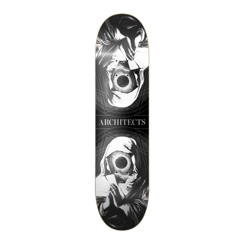Architects Official Merch - Madonna Skatedeck