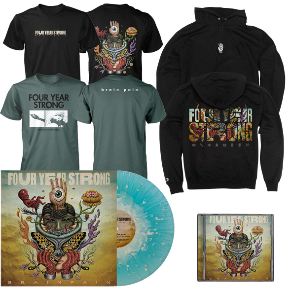 Brain Pain Mega Bundle // PREORDER