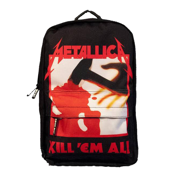 Metallica - Kill Em All Classic Backpack