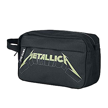 Metallica - Logo Wash Bag