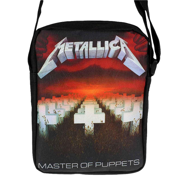 Metallica - Master Of Puppets Shoulder Bag