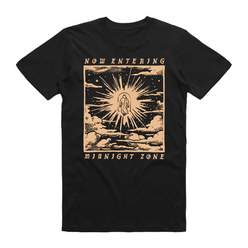 Balance and Composure Official Merch - Midnight Zone Tee (Black)