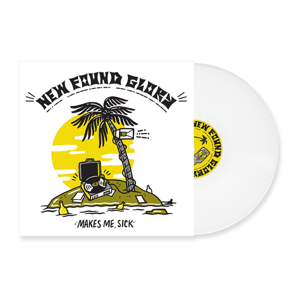 "Makes Me Sick 12"" Vinyl (White)"