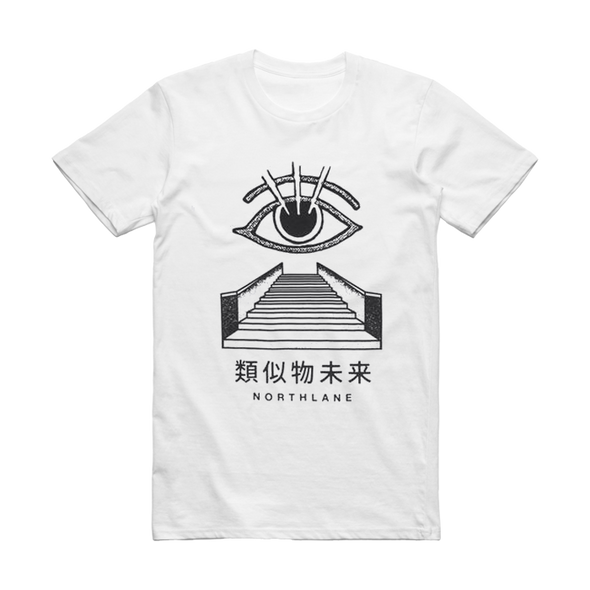 Mystic Eye Tee (White)