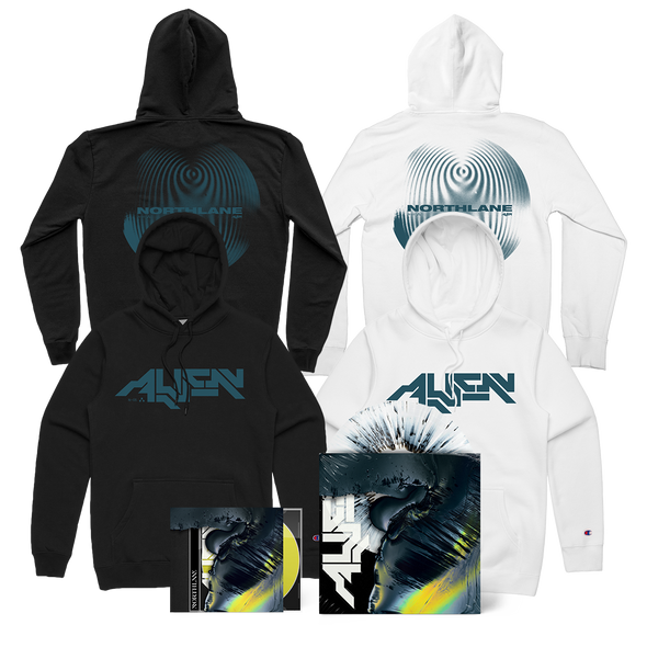 52717ecac Northlane // Alien Hoodie Bundle – 24Hundred