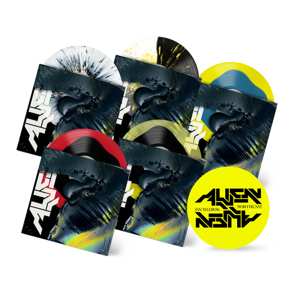 Alien Vinyl Bundle // PREORDER