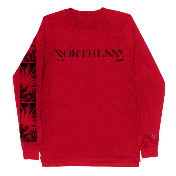 Bloodline Long Sleeve (Red)