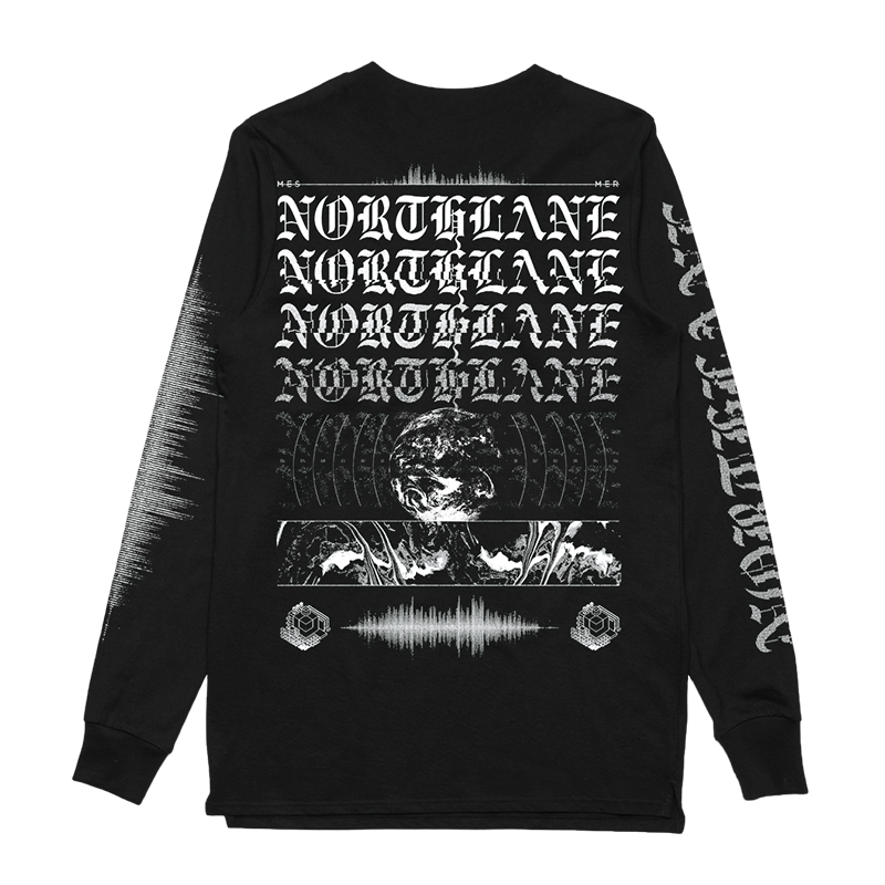 Celestial Sounds Long Sleeve (Black)