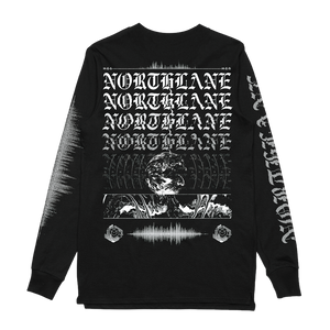 Northlane Official Merch - Celestial Sounds Long Sleeve (Black)