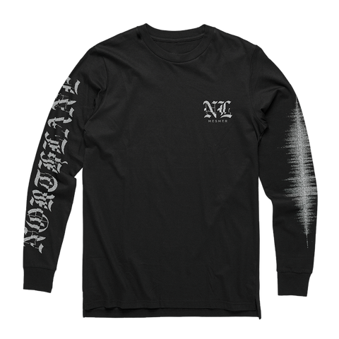 Celestial Sounds Long Sleeve (Black) + Digital Download