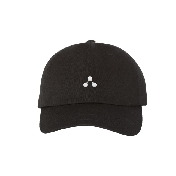 Alien Embroidered Logo Cap (Black)