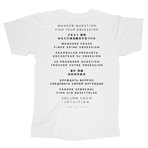 Language Tee (White)