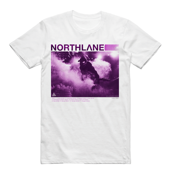 Northlane Official Merch - Language Tee (White)