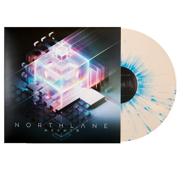 "Northlane Official Merch - Mesmer 12"" Vinyl (Render)"
