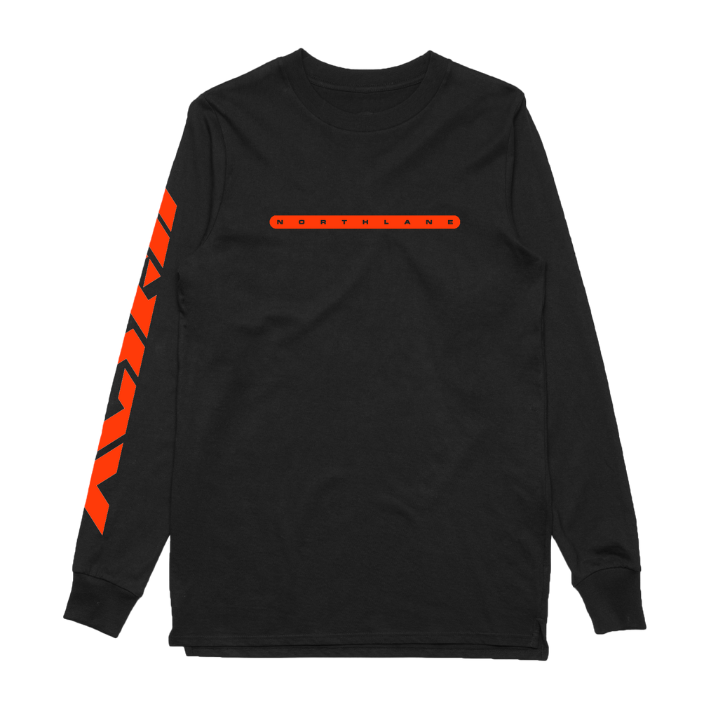 Alien Tracklist Long Sleeve (Black)