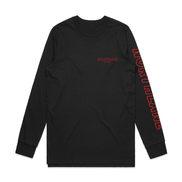 Dimensions Long Sleeve (Black)