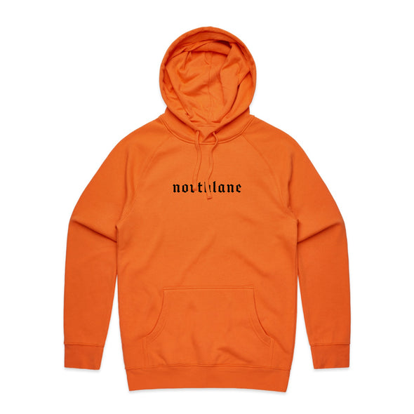 Against The World Hood (Orange)