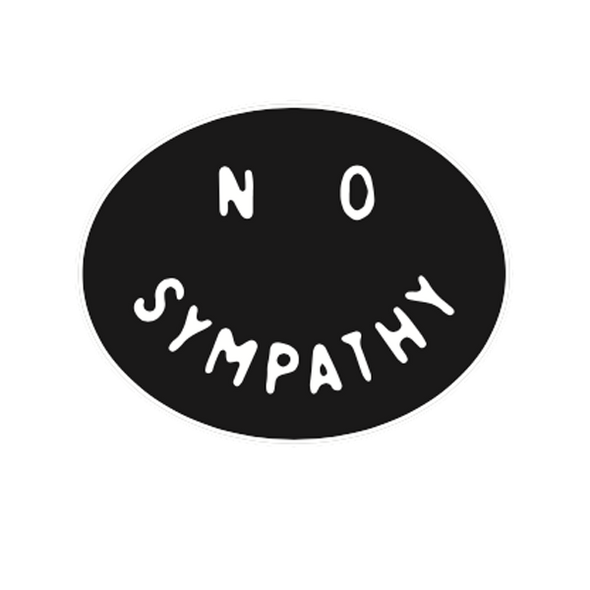 Mark Richardson Official Merch - No Sympathy Patch