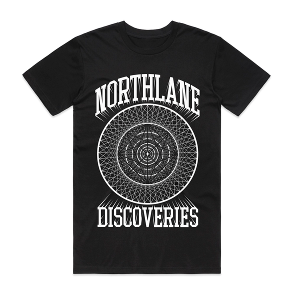Discoveries Circle Tee (Black)