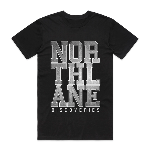 Discoveries Tee (Black)